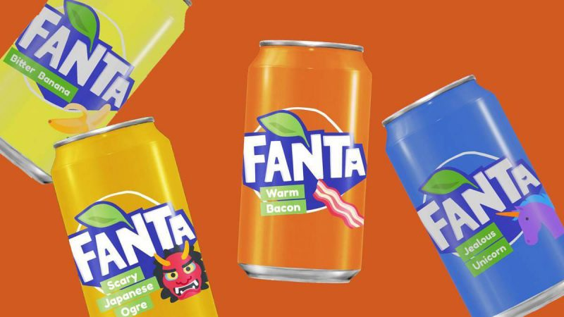 Unknown Secrets About Fanta That You Might Have Not Heard About