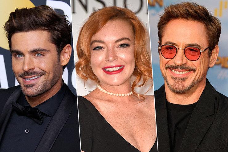 11 знаменитостей, которые боролись с алкогольной зависимостью