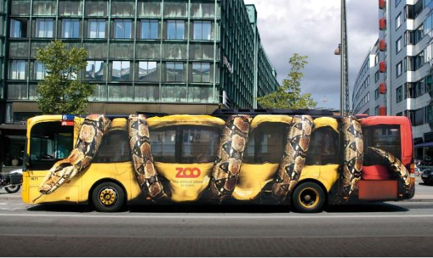 Check out these 10 Creative Ads that won't fail to amaze your eyes!