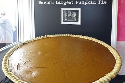 28 Comida más grandes del mundo