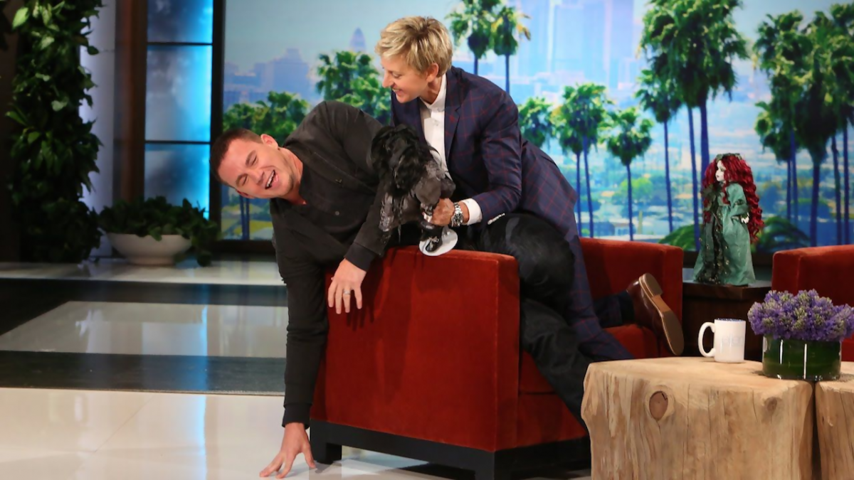 15 Times When Ellen DeGeneres Got Out From Celebrities Their Deepest Secrets