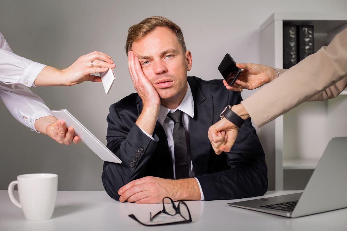 14 Personalidades de Trabajadores en la Oficina