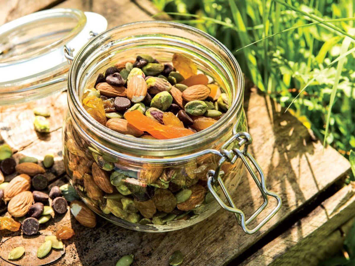21 recetas para ayudarte a comer un bocadillo saludable y mantenerte saludable