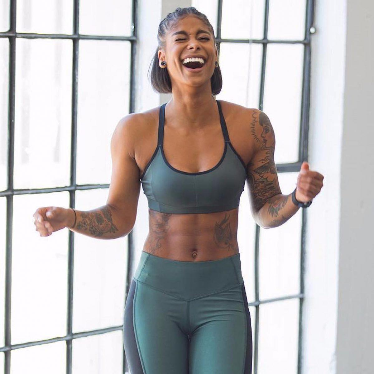 31 mujeres Instagrammers de fitness que todo el mundo debería seguir ahora mismo