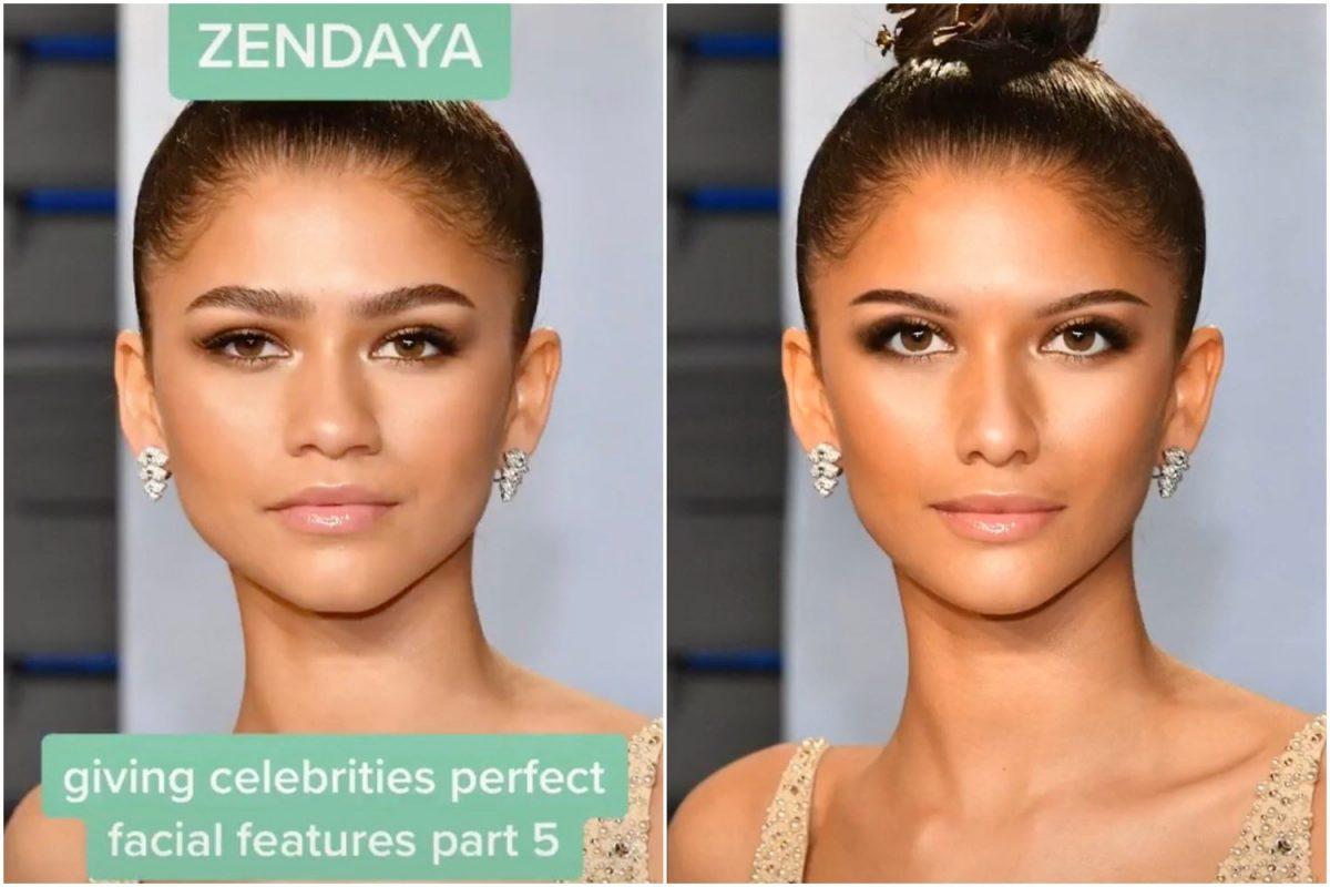 La comunidad de Photoshop 'arregla' las caras de las celebridades en Instagram, ¿sí o no?