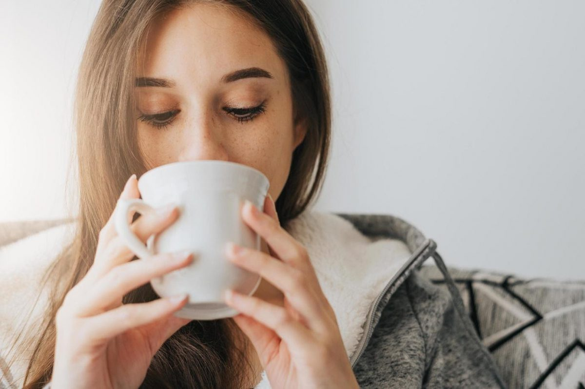 This Warm Comfort Drink Will Improve Your Heart's Health, Says A Recent Study