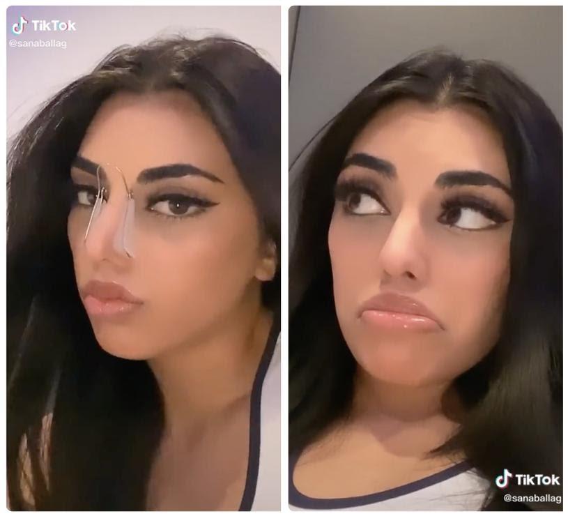 The Weirdest Beauty Trends Of TikTok Ever Made