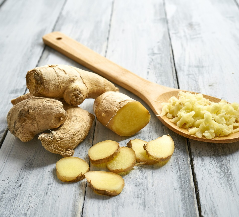 This happens to your body when you eat ginger every day for a month