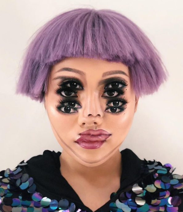 Halloween Makeup Trends Of 2021: From Corpse Bride To Fairycore!