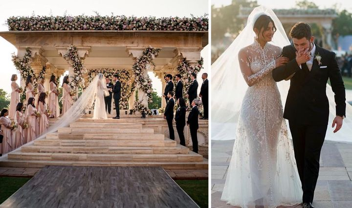 Over The Top Extravagant Celebrity Weddings – Life Of The Rich